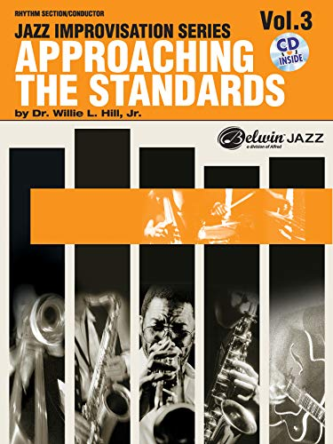 9780757906268: Approaching the Standards: Rhythm Section/Conductor
