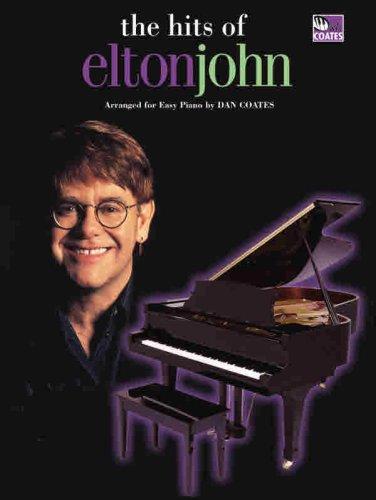9780757906442: The Hits of Elton John: Easy Piano/Vocal