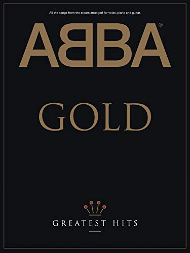 9780757906510: ABBA - Gold: Greatest Hits (Piano/Vocal/Chords)