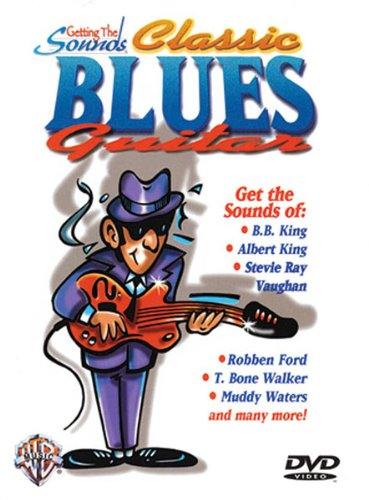 9780757907470: Classic Blues Guitar (Getting the Sounds)