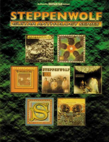 9780757907579: Steppenwolf -- Guitar Anthology (Guitar Anthology Series)