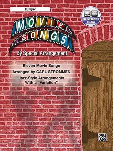 9780757907845: Movie Songs by Special Arrangement (Jazz-Style Arrangements with a