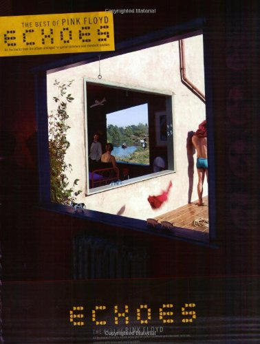 9780757908033: Echoes -- The Best of Pink Floyd: Authentic Guitar TAB