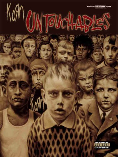 9780757908552: Korn -- Untouchables: Authentic Guitar TAB
