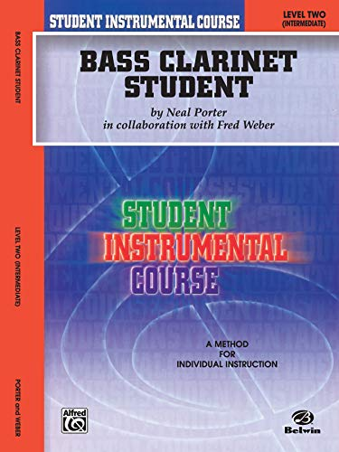 9780757908583: Tunes for Bass Clarinet Technic (Student Instrumental Course)