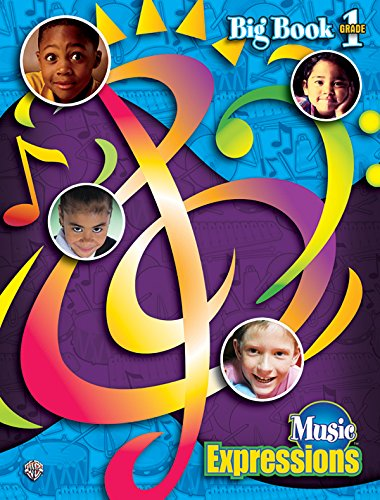 Music Expressions Grade 1: Big Book, Oversized Book (Paperback)