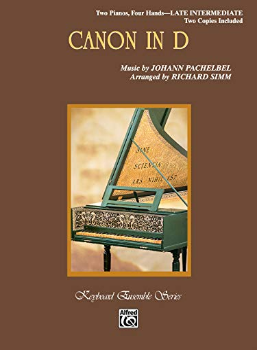 9780757909214: Canon in D: Sheet (Keyboard Ensemble Series)