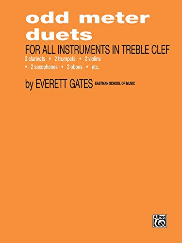 9780757909337: Odd Meter Duets for All Instruments in Treble Clef