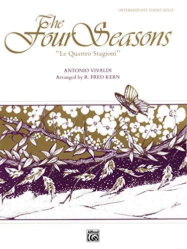"9780757909399: The Four Seasons (""le Quattro Stagioni""): Sheet"