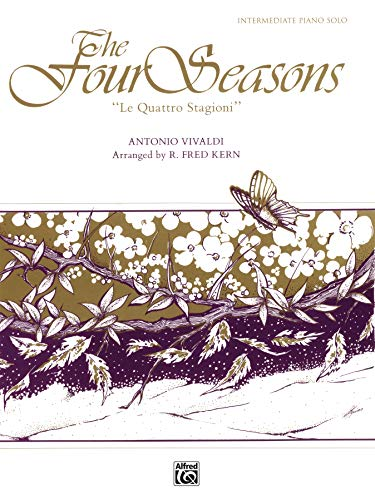 9780757909399: The Four Seasons:Le Quattro Stagioni
