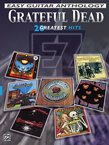 9780757909436: Grateful Dead -- Easy Guitar Anthology: 20 Greatest Hits (Easy (EZ) Guitar Anthology)