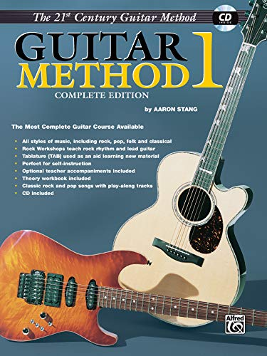 9780757909467: Belwin's 21st Century Guitar Method 1 Complete: The Most Complete Guitar Course Available, 3 Books & CD (Belwin's 21st Century Guitar Course)
