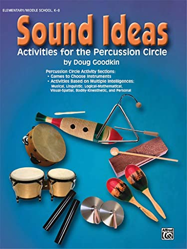 9780757909887: Sound Ideas Activities for the Percussion Circle