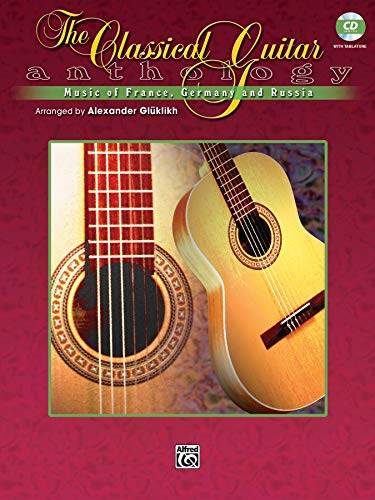 9780757909917: Classical Guitar Anthology