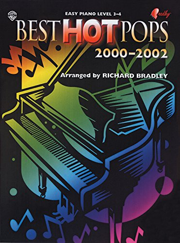 Best Hot Pops 2000-2002 -- Easy Piano: arranged by Richard