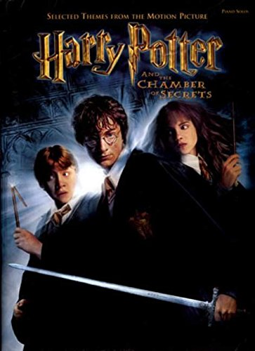 9780757910500: Harry Potter and the Chamber of Secrets Piano Selections