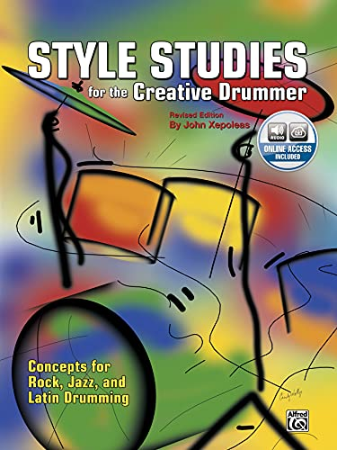 9780757910760: Style Studies for the Creative Drummer
