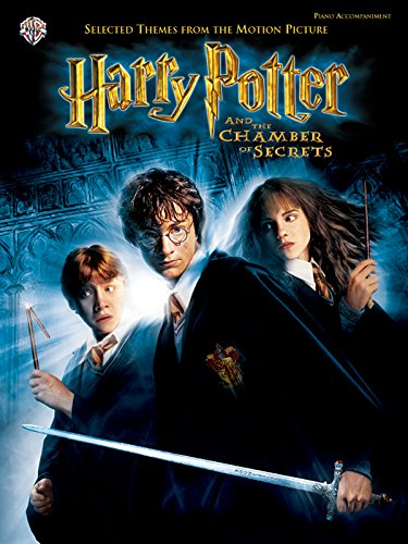 9780757910838: Selected Themes from the Motion Picture Harry Potter and the Chamber of Secrets: Piano Acc.