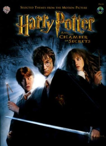 9780757910845: Harry Potter and the Chamber of Secrets: Sheet Music for Flute with C.D