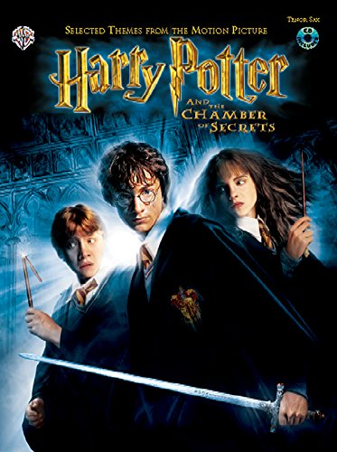 Harry Potter and The Chamber of Secrets (+CD) :for tenor saxophone - John \\*1932 William
