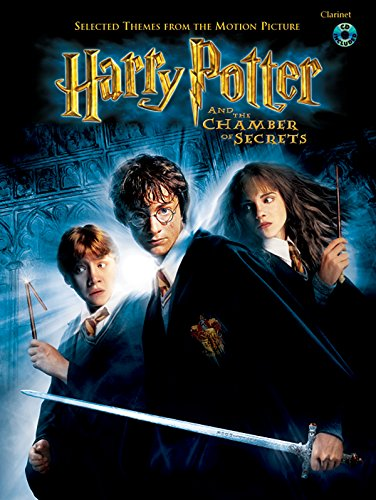 9780757910876: Harry Potter and the Chamber of Secrets: Selected Themes Instrumental Play-along: Tenor Sax
