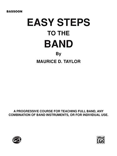 9780757910906: Easy Steps to the Band: Bassoon