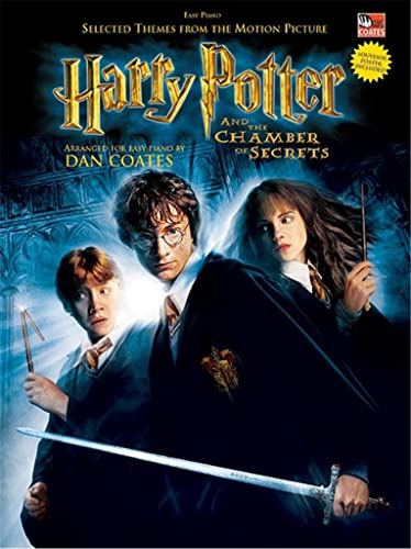 9780757910920: Harry Potter and the Chamber of Secrets: Selected Themes from the Motion Picture - Easy Piano [With Souvenir Poster]