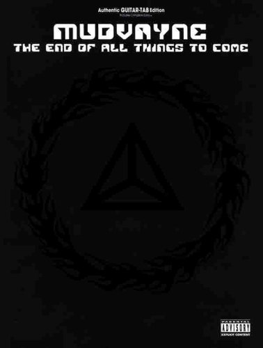 9780757911019: Mudvayne - The End of All Things to Come: Authentic Guitar TAB