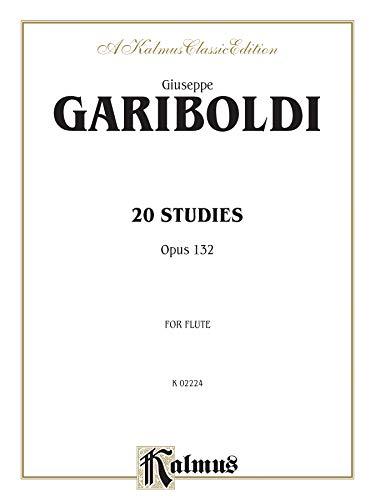 9780757911286: 20 Studies, Op. 132 (Kalmus Edition)