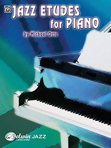 9780757911446: Jazz Etudes for Piano