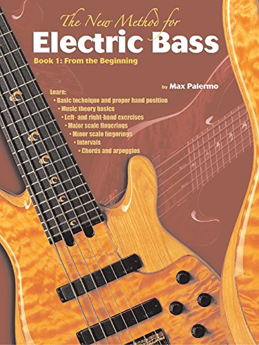 9780757911712: New Method for Electric Bass: Book 1: from the Beginning