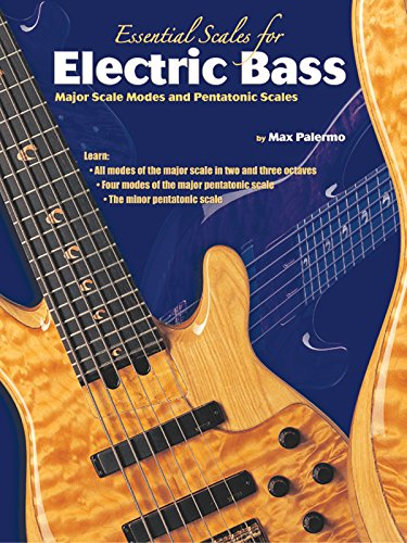 9780757911729: Essential Scales for Electric Bass: Major Scale Modes and Pentatonic Scales