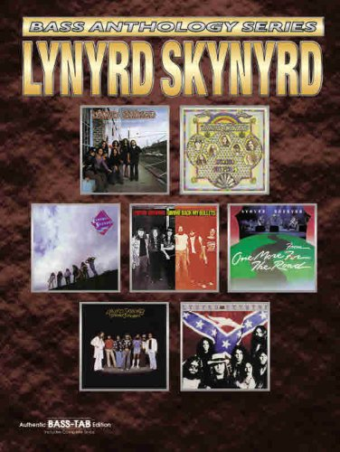 9780757912207: Lynyrd Skynyrd -- Bass Anthology: Authentic Bass TAB (Bass Anthology Series)