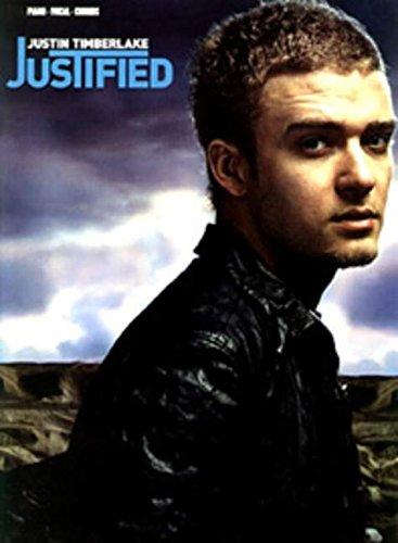 9780757912245: Justin Timberlake: Justified: Piano, Vocal, Chords