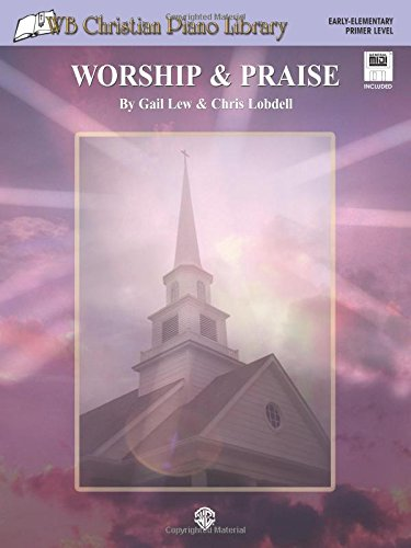 9780757912511: WB Christian Piano Library: Worship & Praise, Book & General MIDI Disk