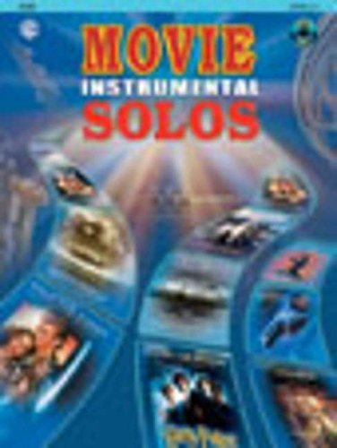 9780757913051: Movie Instrumental Solos: Level 2-3