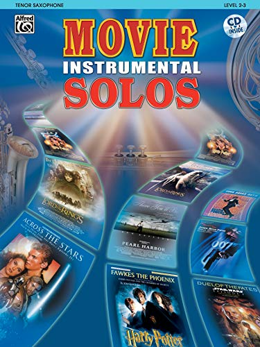 9780757913099: Movie Instrumental Solos Tenor Saxophone +CD
