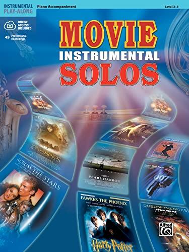 9780757913129: Movie Instrumental Solos: Level 2-3