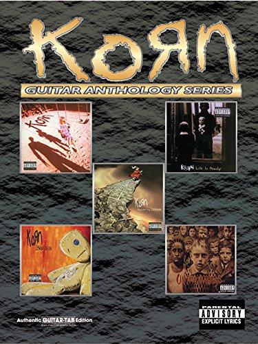 Korn: Guitar Anthology Series: Colgan Bryan (Project Manager)