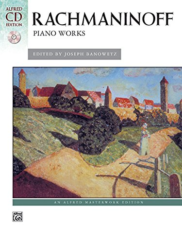 9780757913440: Piano Works with CD (Audio) (Performing Artist)