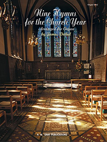 9780757913839: Nine Hymns for the Church Year (H. W. Gray)