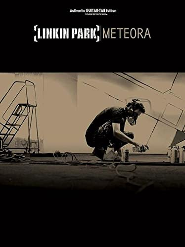 meteora linkin park  Linkin Park -- Meteora: Authentic Guitar TAB by Linkin Park: Alfred ...