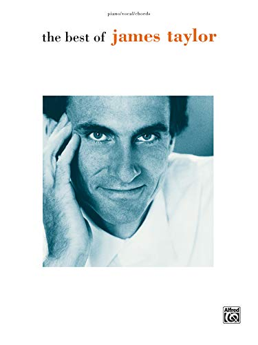 9780757914676: The Best of James Taylor: Piano/Vocal/Chords