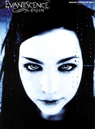 9780757914683: Evanescence -- Fallen: Authentic Guitar TAB