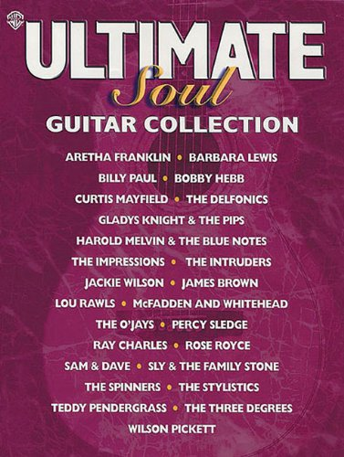 9780757914843: Ultimate Soul Guitar Collection: Authentic Guitar TAB