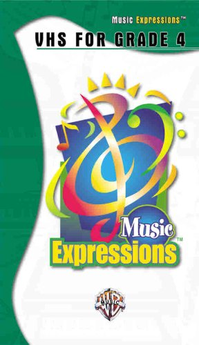 9780757915215: Music Expressions Grade 4: DVD & Video