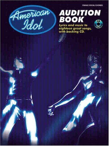 American Idol Audition Book: Piano/Vocal/Chords, Book &: Alfred Music