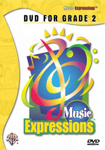 9780757916793: Music Expressions Grade 2: DVD