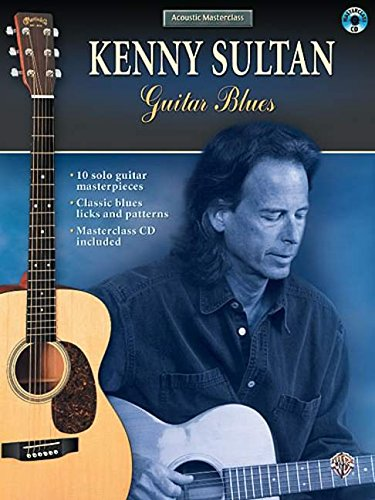 9780757917127: Kenny Sultan: Guitar Blues (includes cd)