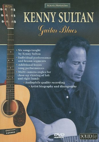 9780757917202: Kenny Sultan Guitar Blues